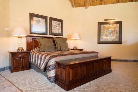 presidential suite bed drakensberg