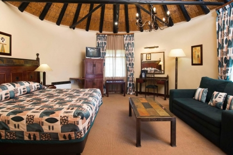Standard Thatched Room