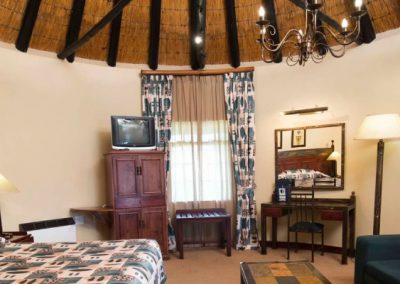 Beautiful Standard Thatched Room