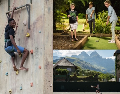 outdoor adventure activities in the drakensberg