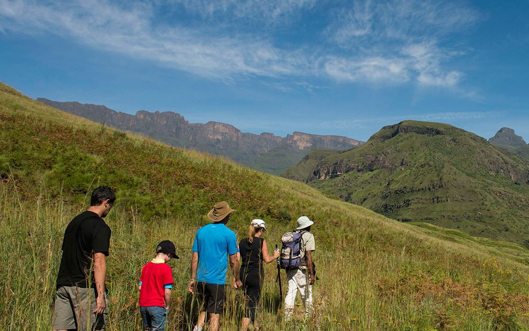 What to look out for when hiking through the Drakensberg