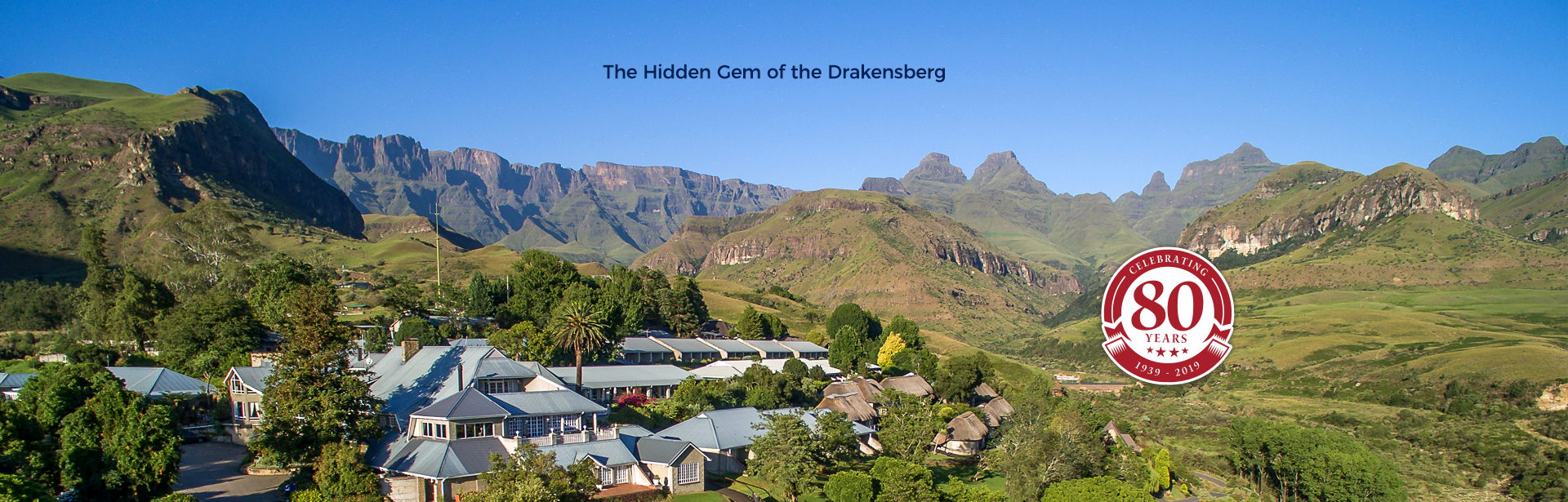 Drakensberg Cathedral Peak